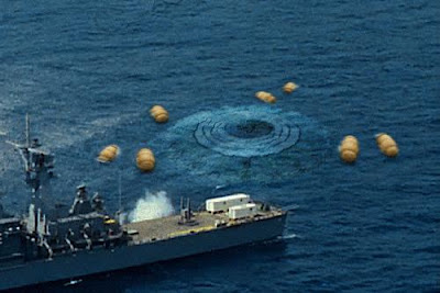 Ex oficiales navales de alto rango rusos: los ovnis patrullan el triángulo de las bermudas